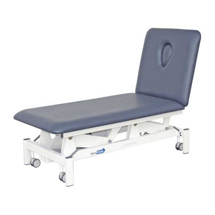 Medi-Plinth Physio+ 2 Section Lowered Seat