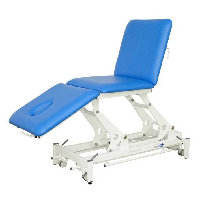 Medi-Plinth Physio+ 3 Section Raised Seated