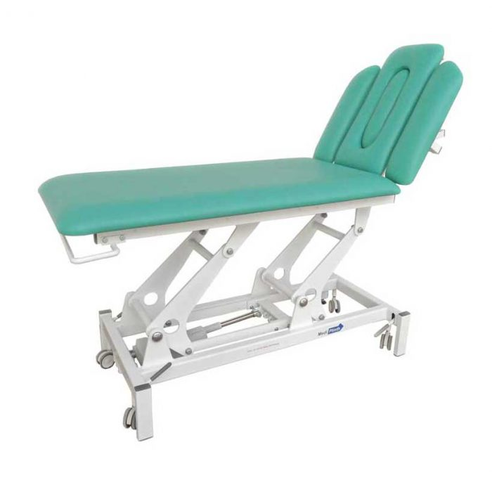 Medi-Plinth Physio+ 4 Section Raised Seated