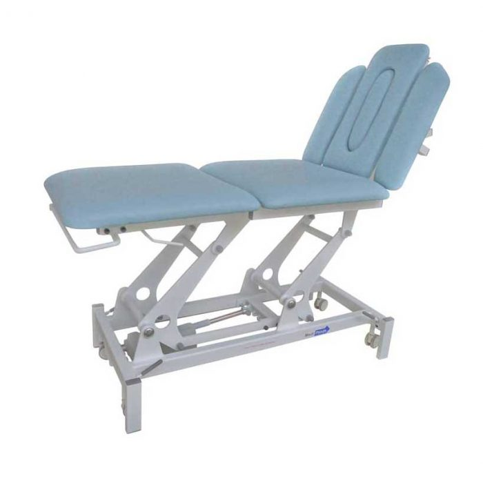 Medi-Plinth Physio+ 5 Section Raised Seated