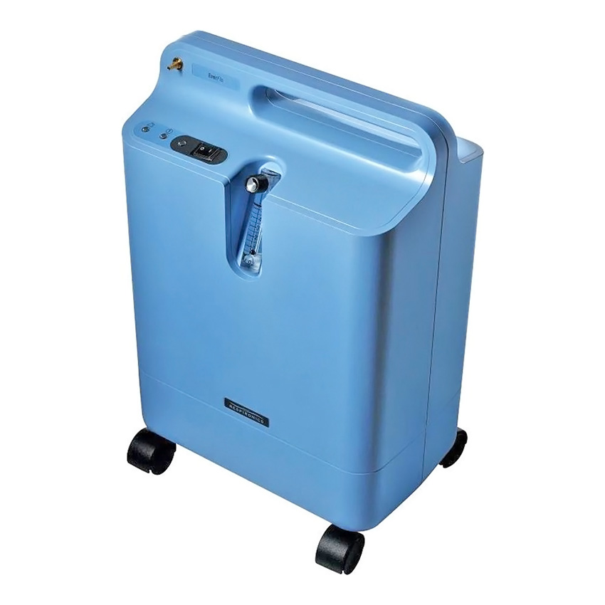 Philips Everflo Oxygen Concentrator Top view