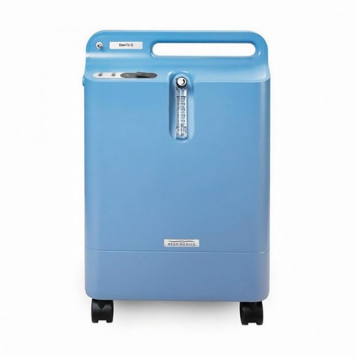 Philips Everflo Oxygen Concentrator Front view
