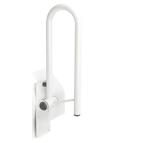 Devon Folding Handrail in Upright Position